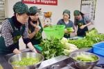 歸懷中年失業婦女 宜蘭企業提供洗菜就業機會