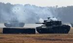 陸軍春節戰備演練 戰甲、飛彈車精銳盡出!