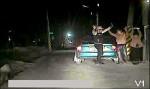 開贓車熄火 毒蟲旅行團5人被逮