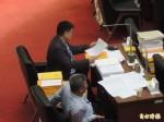 高市議會民進黨團甲級動員 展現審查預算決心