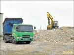 台北開到雲林 濫倒3千噸廢棄物