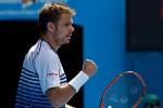 澳網:瑞士衛冕者瓦林卡4強卡位 淘汰錦織圭