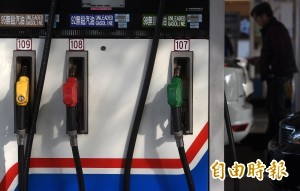 國際油價小跌 估下週油價降0.1-0.2元