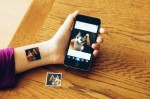 Instagram用戶限定 照片直接轉紋身貼紙