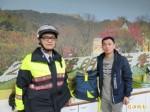 中國旅客遊草山丟行李 公園所員警助追回