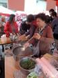 眷村美食節湧進千人 媽媽端出料理免費品嚐