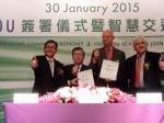 民間業者提建大新竹GRT綠色運輸載具