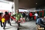 生活美學館「新春飛羊」活動 名家揮毫送春聯
