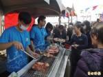 「高雄海味豐收祭」登場 2千民眾捧場