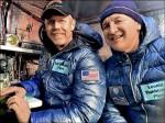 搭氣球飛越太平洋 創2紀錄