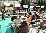 挪用水源回饋金 尖石百人抗議