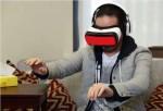 體驗虛擬A片實境 男子忘情使出東山「壓」頭