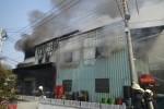太平車床工廠火警 幸無人傷亡