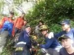 3名大學生登大小鬼湖 下山迷途幸獲救
