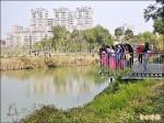 台南首座荒野公園 巴克禮二期啟用
