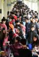 學測》國文考科開場 特殊生427人創新高