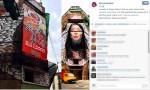 海報強遮畫作 藝術家:台北不喜歡我的作品?