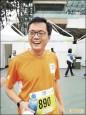 陳銘僑 為台灣小吃馬拉松