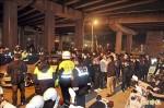 黑幫糾眾尋仇 警攔截逮43人