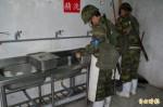 國軍35單位伙食外包 不再編制伙房兵