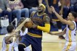 NBA》「這是我家!」 詹皇飆分秀力退勇士
