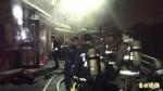 基隆深夜火警 七旬老翁遭嗆傷送醫急救