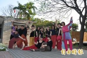橋仔頭糖廠白屋二二八春祭 「深體台灣」首演