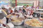 《初九天公生》屏市玉皇宮 1.5萬斤壽麵呷平安