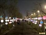 環保過元宵 提燈踩街護台江