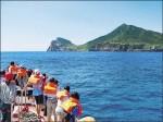 封島3月 龜山島下月重開放