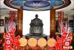 桃園公建築兩蔣銅像 目前不動整建再遷