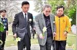相隔13年 竹市追思228受難者