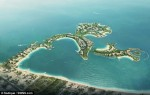 杜拜極樂派對島 容納2萬人狂歡暢飲無極限!