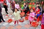 竹縣寶山「打中午」 8千饕客享客家美食