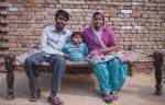 印度10月大女巨嬰 重如6歲小女孩