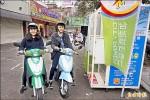e-bike上路 7站逾7000人次租借