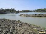 旱象持續 澄清湖清淤6萬立方米