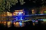 月津港燈節 元宵亮到半夜