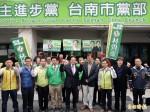 《民進黨立委初選登記》林俊憲搶頭香 葉宜津也達陣