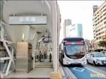 台中32輛BRT 分批檢修車門防夾裝置