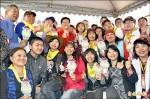 台灣燈會志工 宣誓貼心迎客