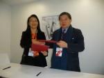 宏達電、遠傳簽訂2015年戰略合作備忘錄