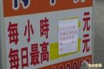 台灣燈會周邊 部分民營停車場傳集體漲價
