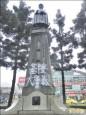 站前老蔣銅像 遭噴基隆大屠殺