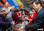 紫南宮呷丁酒活動 吸引10萬人次呷平安