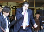 《TAIPEI TIMES 焦點》US envoy to Seoul knifed by attacker