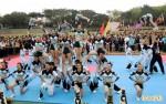 清交梅竹賽開幕 啦啦隊活力表演超吸睛