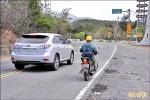 《屏200縣道大歧路段》500米爛路 5年死傷逾百人