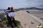 沙灘變石灘、漁港成沙洲 居民:還我美麗後灣!