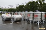 桃園市495里臨時供水站 月底前安裝完畢